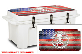 24Mil Wrap for Grizzly 150QT Cooler Lid Accessories Ice Chest 2ND USA FL... - $41.95
