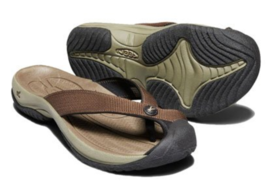 Keen Waimea H2 Sz US 9 M (D) EU 42 Men's Slip On Sandals Dark Earth / Je... - $51.44