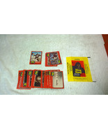 1976 King Kong Movie Trading Card Set Foreign Regina New Zealand + Wrapper - $115.12