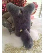 Kitten iPhone 6 Case Gray Rabbit Furry Cute iPhone Case iPhone 5/6/7 Gre... - $30.00+