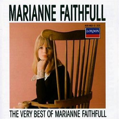 Primary image for CD Very Best of Marianne Faithfull DECCA/London 1987
