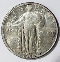 1926D STANDING LIBERTY QUARTER COIN Lot # E 312