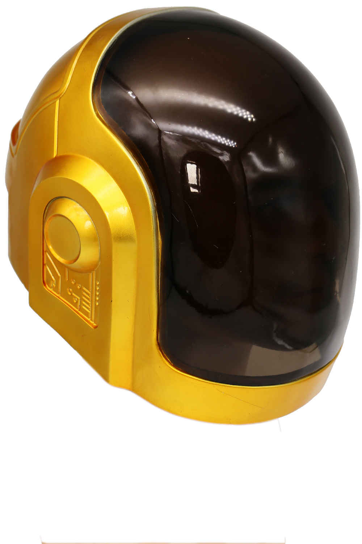 Daft Punk Rock Helmet Full Head Mask Jazz Music Party COSplay Props Halloween