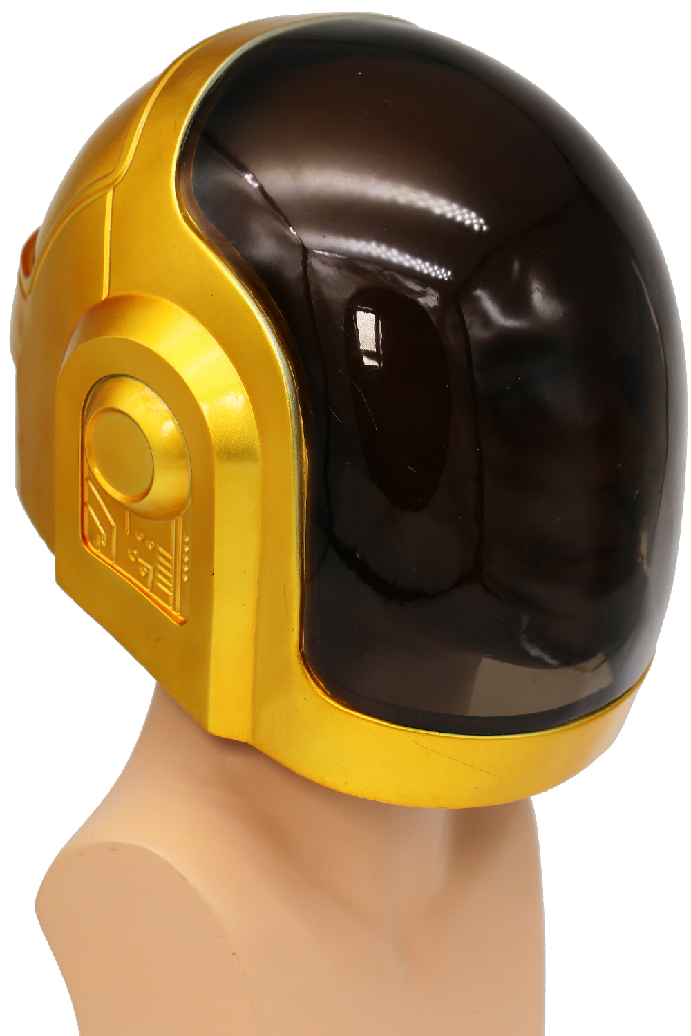 Primary image for Daft Punk Rock Helmet Full Head Mask Jazz Music Party COSplay Props Halloween
