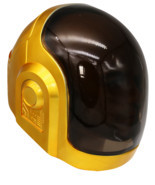 Daft Punk Rock Helmet Full Head Mask Jazz Music Party COSplay Props Hall... - $2.231,20 MXN