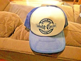 White Castle Truckers cap Gently used - $12.86