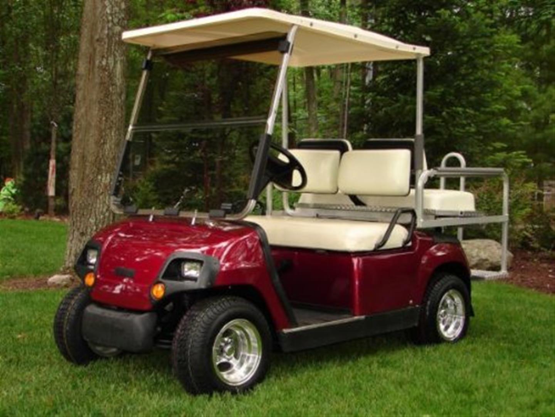 Yamaha G Golf Cart Windshield