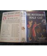 Judy Bolton #9- The Mysterious Half Cat- DJ- HH... - $19.95