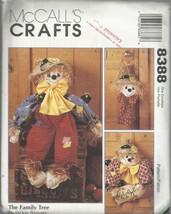 McCall's Crafts Pattern #8388-The Family Tree-S... - $4.95