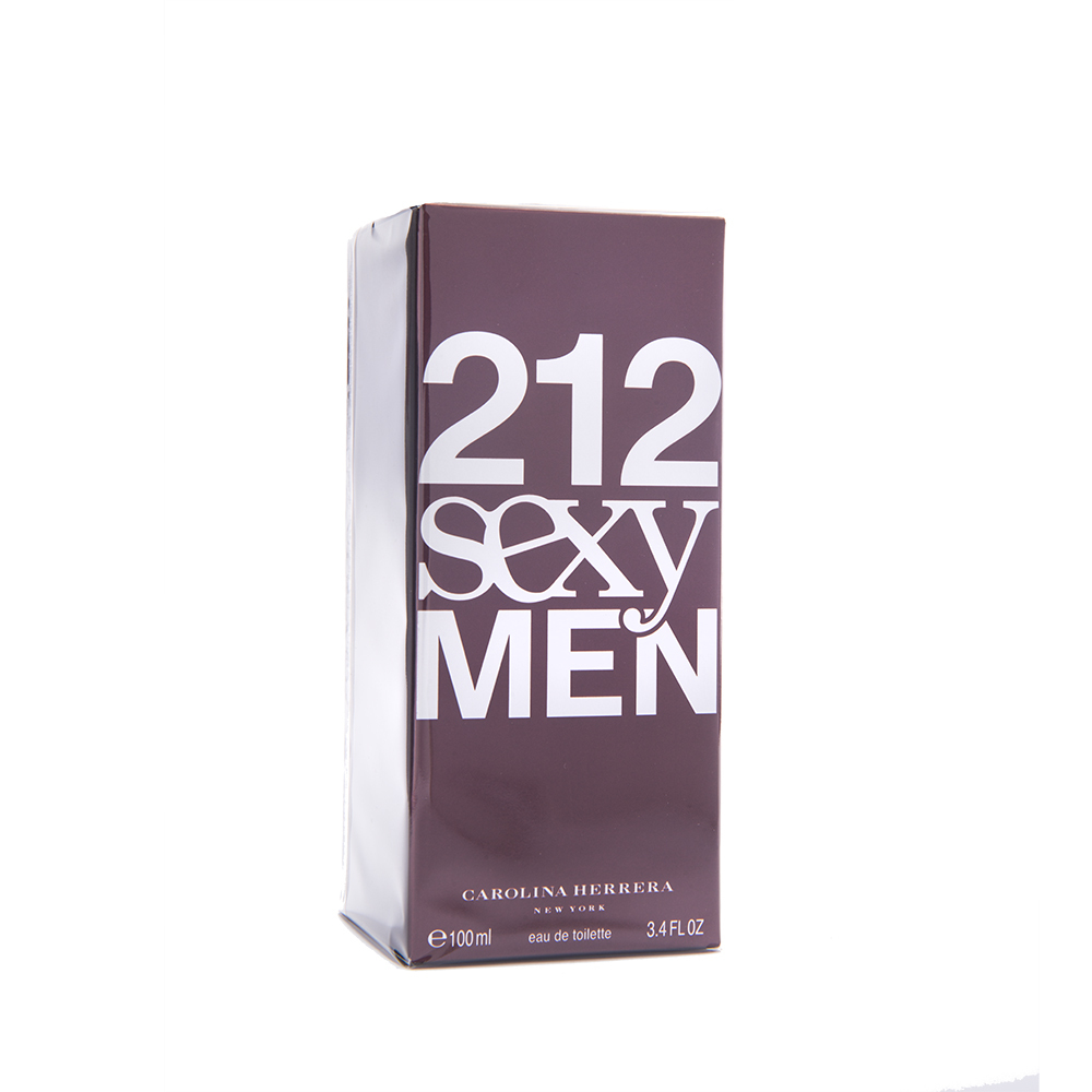 carolina herrera 212 sexy men edt 100ml eau de. Black Bedroom Furniture Sets. Home Design Ideas