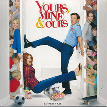 Yours, Mine & Ours Press Kit Danielle Panabker Dennis Quaid Drake Bell - $25.00