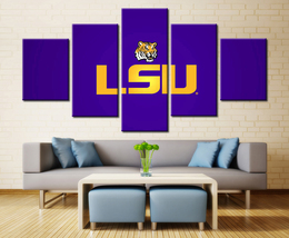 5 Pcs Printed Louisiana State University LSU Ti... - $69.99 - $69.99