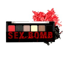 NYX The Sex Bomb Shadow Palette - The Sex Bomb