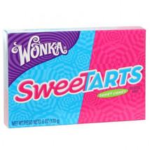Willy Wonka SWEET TARTS Theater Box Candy sweet... - $4.93