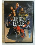 Justice League DVD Movie DC Comics PG13 Widescreen Jason Momoa Ben Affleck - $9.99