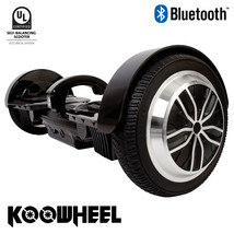 K5 Self Balancing Hoverboard Scooter - UL2272 - Bluetooth Speaker - Black - $399.00