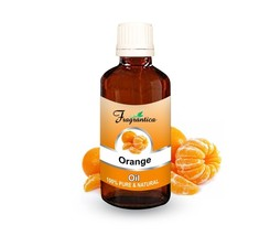 Fragrantica Orange Undiluted Natural Pure Uncut Essential Oil 10 ml - $7.25