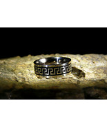 MYSTERIA MAGICA RING OF MAGUS UNLIMITED POWER Meander Ring izida haunted - $444.00