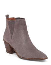 Women's Lucky Brand Lorry Bootie Gray Size 7 #NK4GY-687 - $98.99