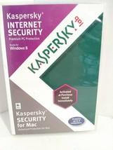 Kaspersky Internet Security 2013 (Retail) (3) - Full Version for Windows - $5.45