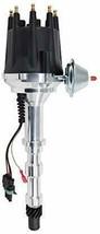 Pro Series R2R Distributor for Cadillac 368 425 472 500, V8 Engine Black Cap