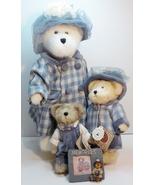 Boyds Bears Momma Bearsworth, Mary-Margaret & Stuart QVC Ltd Ed 2001 Ret... - $62.00