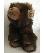 Bearington Collection Plush Bear Baby Benjamin Stuffed Soft Toy Brown 11... - $14.99