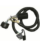 TRAILER HITCH WIRING KIT W/ FACTORY TOW PACKAGE FOR 10-13 TOYOTA TUNDRA ... - $40.06