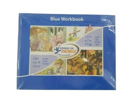 Hooked On Phonics Learn to Read 2nd Grade Blue Workbook Replacement NEW ... - $16.12