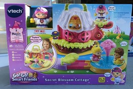 VTech Go! Go! Smart Friends Secret Blossom Cottage New! - $33.87