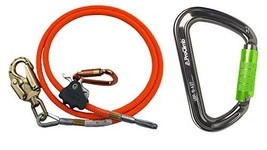 ProClimb Better Grab Steel Core Flipline Kit 5/8 inch x 10 feet - Adjust... - $215.64