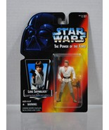 Star Wars The Power of the Force Luke Skywalker 1995 - $3.11