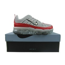 Nike Air Vapormax 360 Shoes Women's Size 7 Vast Grey Red CK2719-001 NEW ... - $163.30
