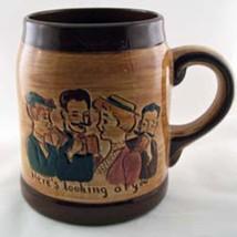 Gay 90's Beer Mug- Pennsbury Pottery - $34.99