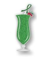 Mitochondrial Awareness Green Bling Ribbon Trop... - $10.97