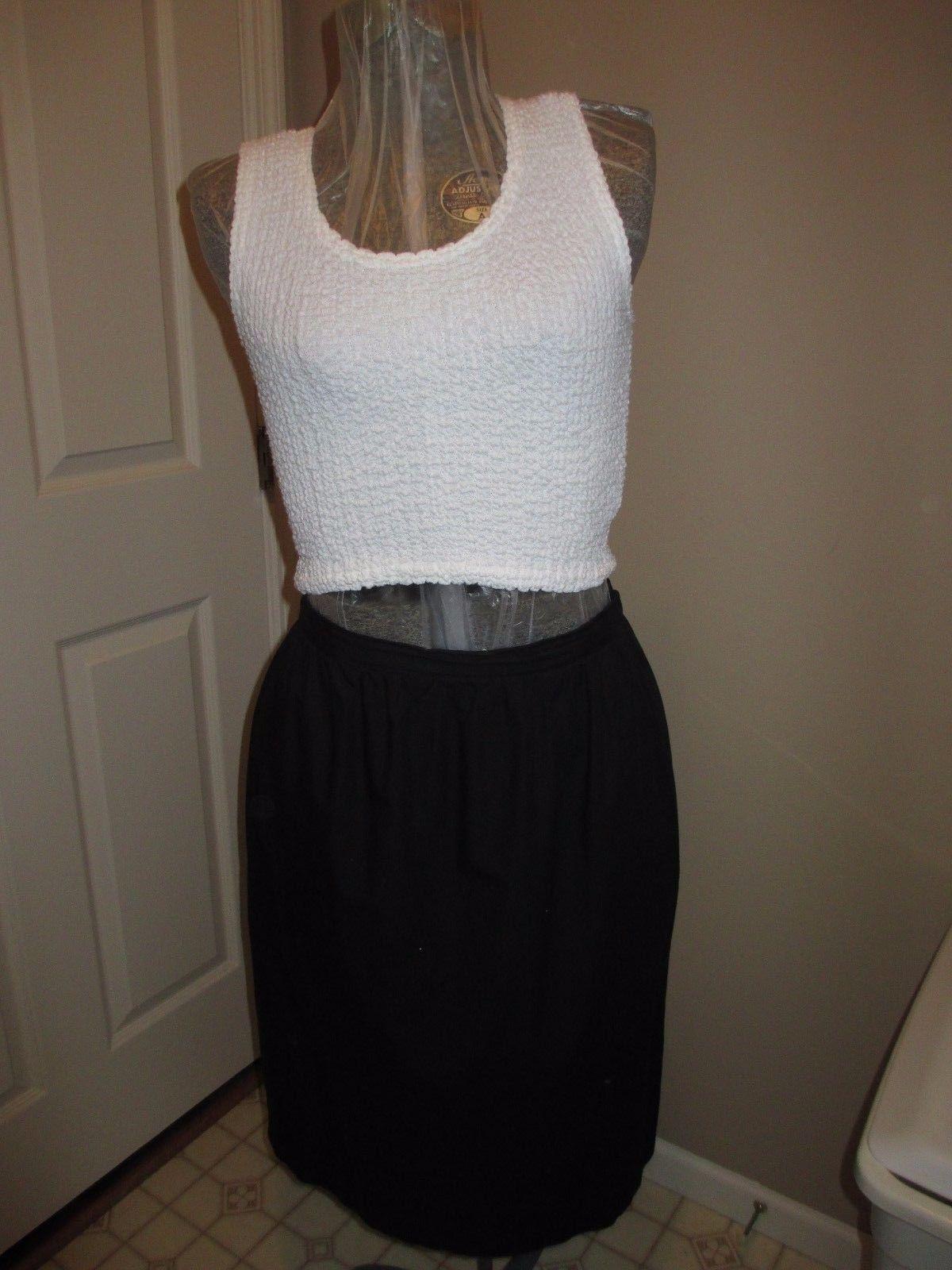 No Boundaries Stretch Camisole Medium White - $12.99