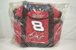 Budweiser Racing #8 Dale Earnhardt Jr Backpack Adult Size NEW IN PACKAGE - $50.07