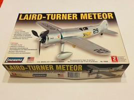 Laird-Turner Meteor Airplane Model Kit By Lindberg Factory Sealed. - $20.00
