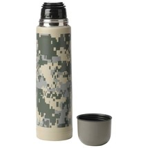 Digital Camo 25 Oz. Stainless Steel Hot & Cold Beverage Thermal Container - $25.84