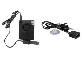 130 dB PERSONAL, DOOR & WINDOW ALARM W/ WATER OVERFLOW ALARM ATTACHMENT ... - $16.75
