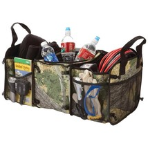 Camouflage Expandable Tailgate Cooler Tote With Multiple Pouches & Pockets - ₨2,410.78 INR