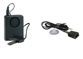 130 dB PERSONAL, DOOR, WINDOW & TRAVEL ALARM WITH WATER OVERFLOW ATTACHMENT - $15.67