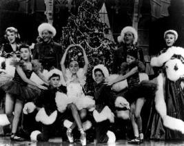 White Christmas Bing Crosby Vintage 11X14 BW Movie Memorabilia Photo - $12.95