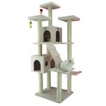 Cat Tree Condo Classic Posts Scratcher Cats Climbing Towers Furniture Ki... - $234.99