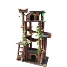 Cat Tree Condo Jungle Posts Scratcher Cats Climbing Towers Furniture Kit... - $354.99