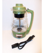 Vintage Proctor Silex 9 Cup Electric Glass Perc... - $58.75