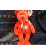 TY Beanie Baby Osito Mexican Bear 5th Gen Retired Nov 30 1999 Mint Tags - $7.99