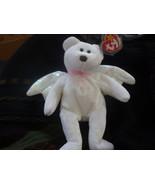 TY Beanie Baby Halo 5th Gen Bear Retired Nov 19 1999 Mint Tag FREE tag p... - $6.00
