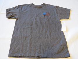 Boys youth O'Neill surf skate M Runner T shirt Youth HBK black hth SU621... - $29.69