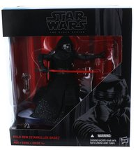 Star Wars Black Series 6 Kylo Ren Starkiller Base 2015 Exclusive Version - $39.59
